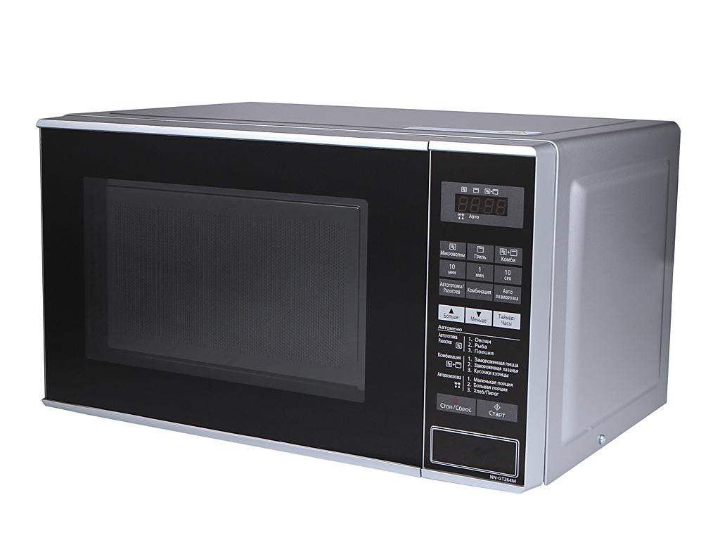 Фото - Микроволновая печь Panasonic NN-GT264M микроволновая печь panasonic nn sm221w