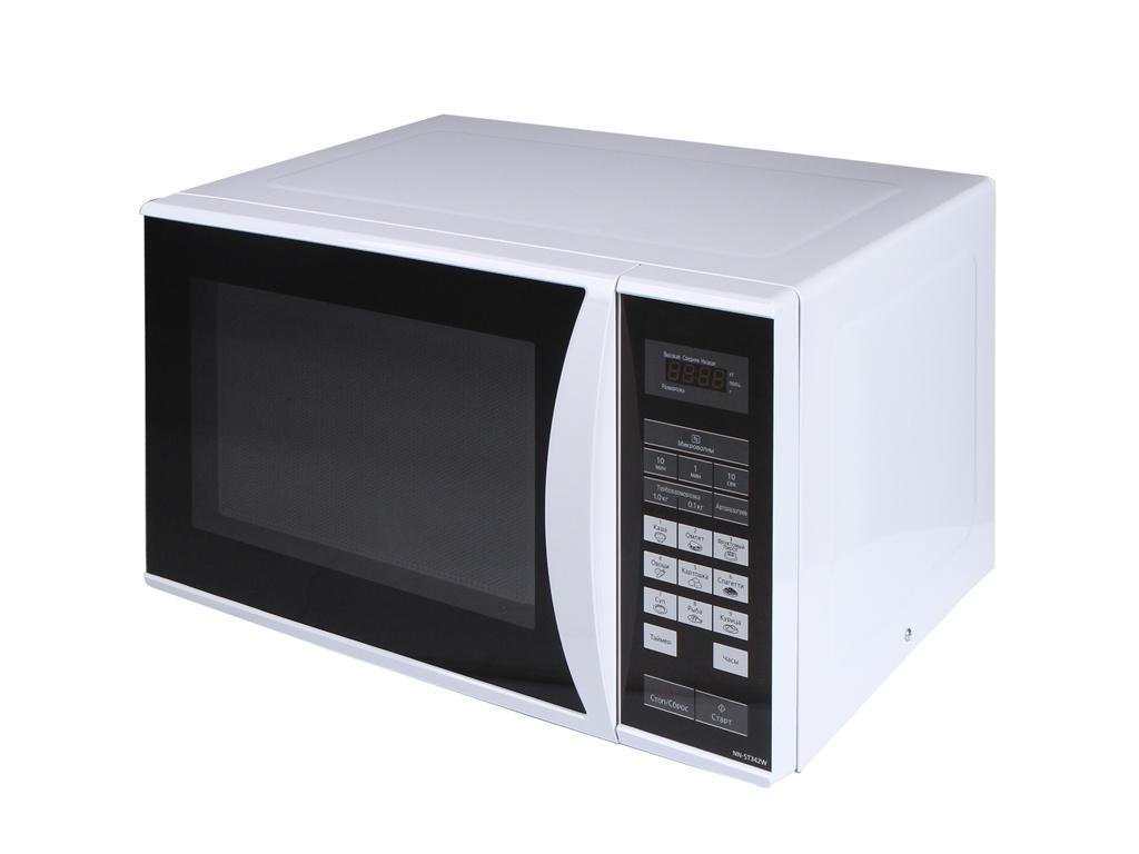 Фото - Микроволновая печь Panasonic NN-ST342W микроволновая печь panasonic nn sm221w