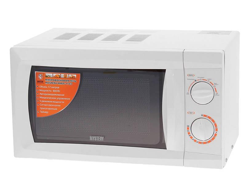 Микроволновая печь Mystery MMW-1703 микроволновая печь mystery mmw 1707 белый