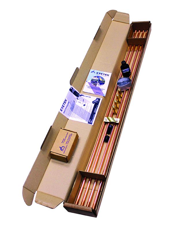 Комплект заземления Ezetek EZ-6 14mm x 1.2m 60222