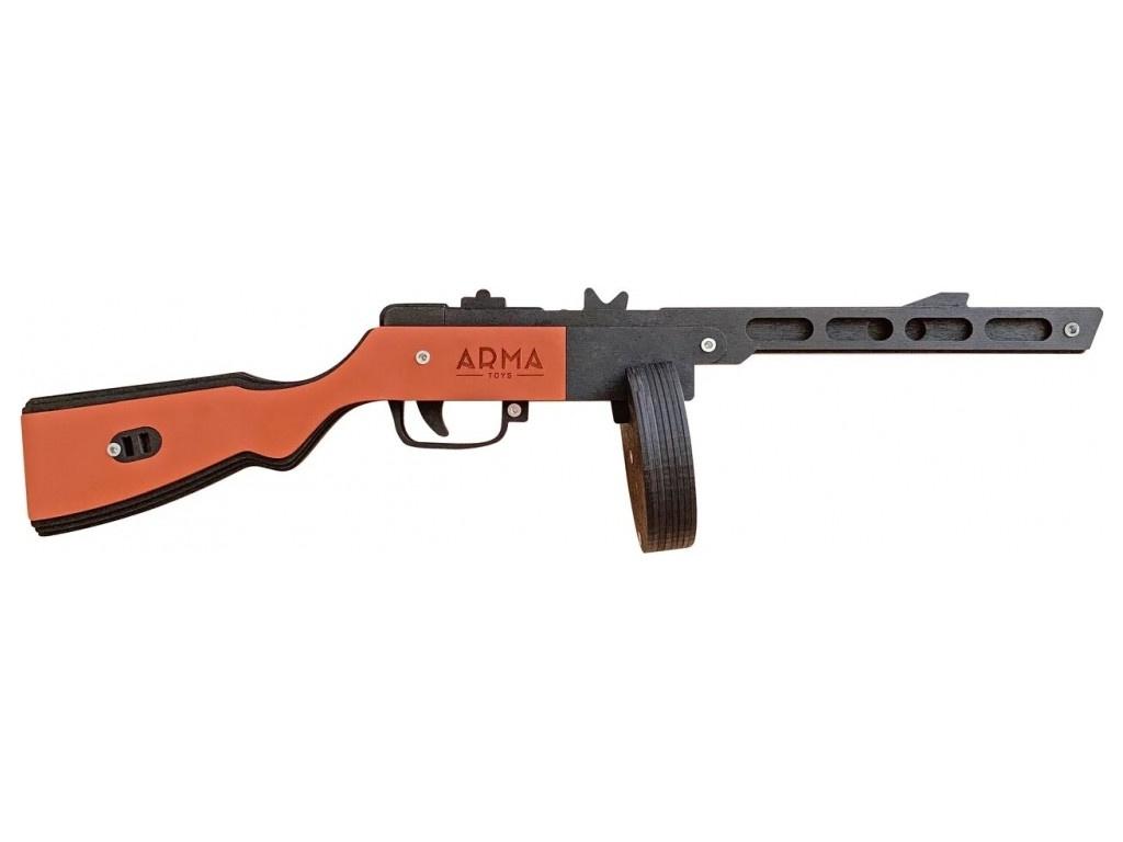 Резинкострел Arma ППШ AT007k куртка кожаная arma arma ar020ewzsi32