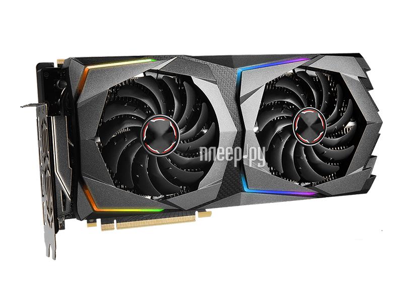 Видеокарта MSI GeForce RTX 2070 Super 1800Mhz PCI-E 3.0 8192Mb 14 Gbps 256 bit HDMI 3xDP Gaming X Выгодный набор!!!