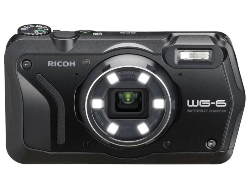Фото - Фотоаппарат Ricoh WG-6 Black антон чехов палата 6 сборник рассказов