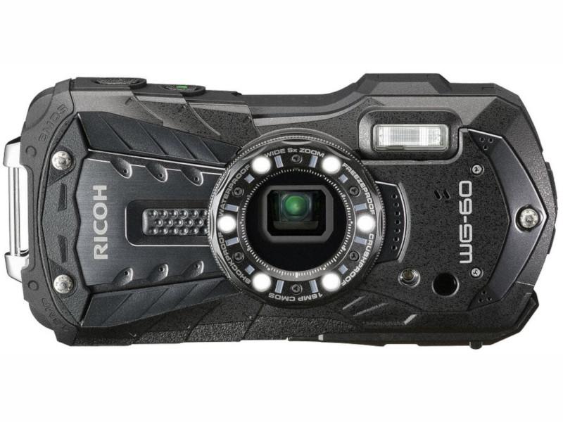 Фотоаппарат Ricoh WG-60 Black фото