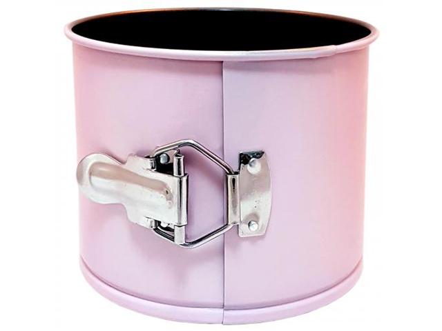 Форма для выпечки Appetite 16x13cm круглая разъемная Pink NF0004P