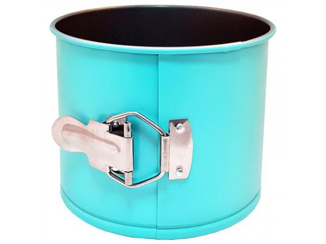 Форма для выпечки Appetite 12x10cm круглая разъемная Turquoise NF0002T