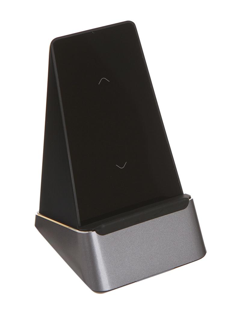 Фото - Зарядное устройство Momax Q.Dock 3 Wireless UD15D Black беспроводное зарядное устройство momax q pad dual wireless charger ud10 белый