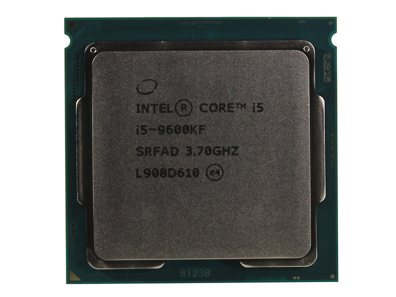Фото - Процессор Intel Core i5-9600KF (3700Mhz/LGA1151/L3 9216Kb) Выгодный набор + серт. 200Р!!! процессор intel core i5 8500 coffee lake 3000mhz lga1151 v2 l3 9216kb