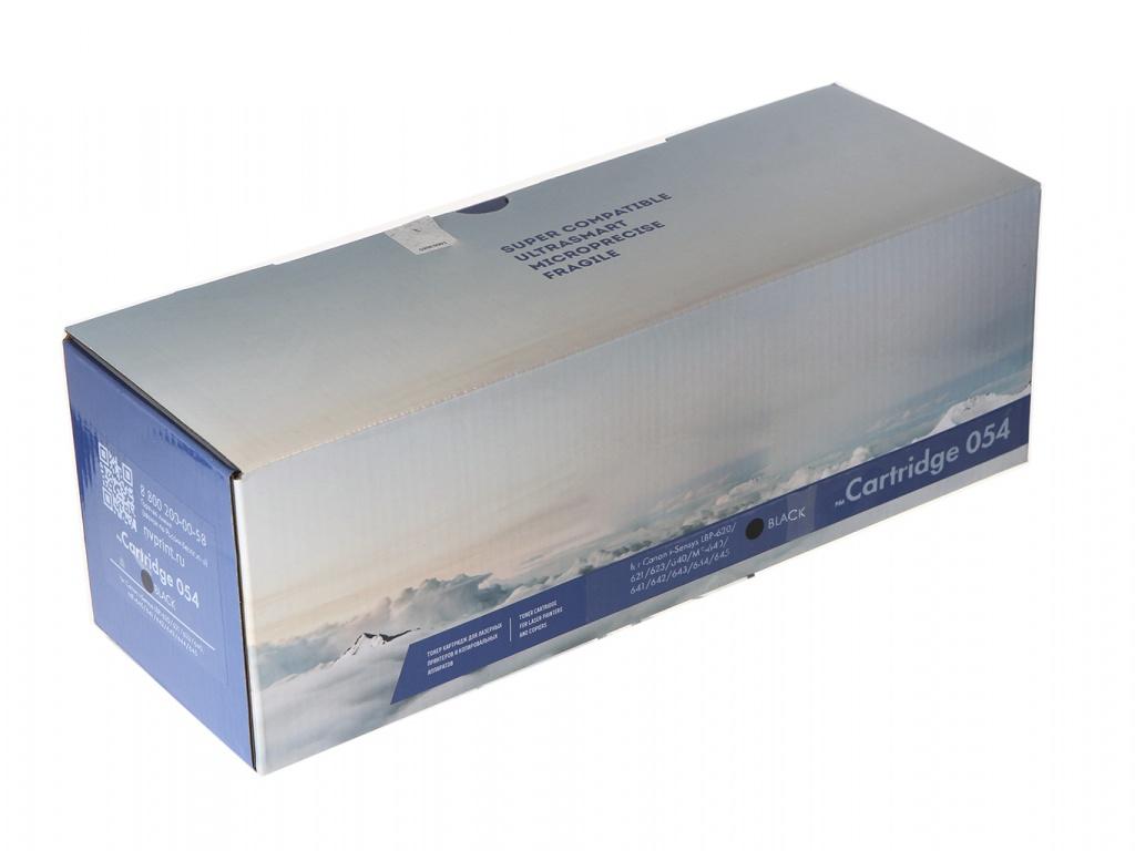 Картридж NV Print NV-054 Black для Canon i-Sensys LBP-620/621/623/640/MF-640/641/642/643/644/645 1500k