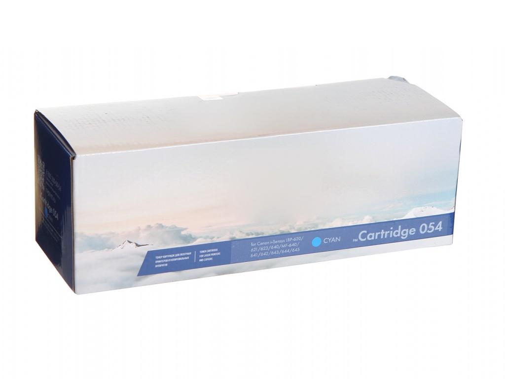 Картридж NV Print NV-054 Cyan для Canon i-Sensys LBP-620/621/623/640/MF-640/641/642/643/644/645 1500k