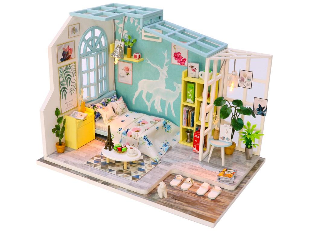 Сборная модель DIY House Летний сон S922