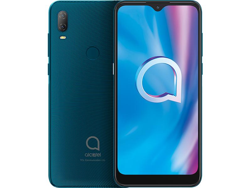 Сотовый телефон Alcatel 1V 2020 5007U Pine Green