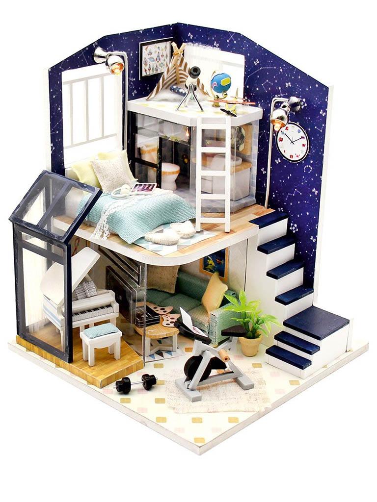Сборная модель DIY House Путь к звездам M041