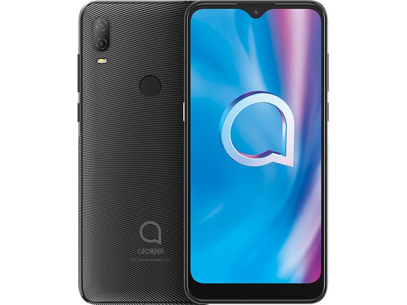 Сотовый телефон Alcatel 1V 2020 5007U Prime Black
