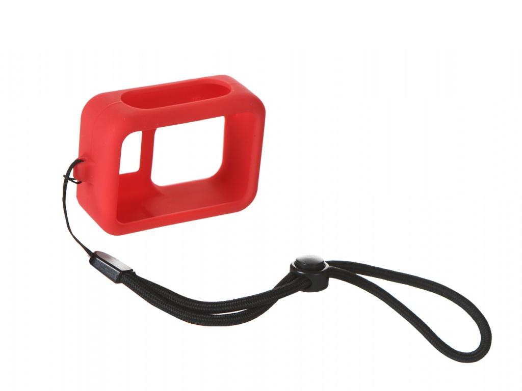 Фото - Аксессуар RedLine RL536 Red для Hero 8 чехол силиконовый аксессуар gopro ajsst 003 blue для hero 8 чехол силиконовый