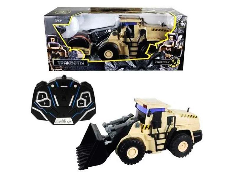 Игрушка 1Toy Робот-экскаватор T10600