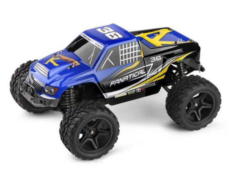 Игрушка WLToys Monster Truck 2WD 1:12 2.4G WLT-A323