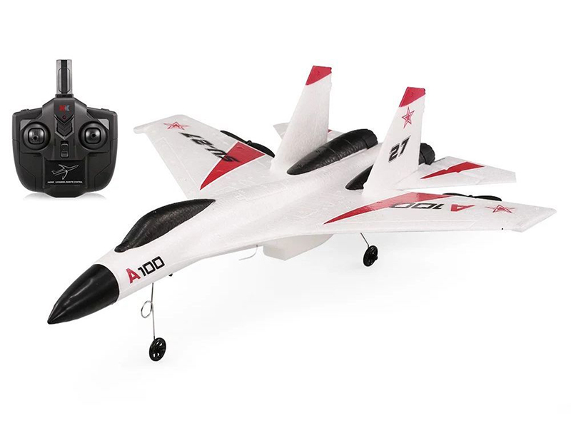 Игрушка WLToys XK Innovation RTF 2.4G A100-SU27