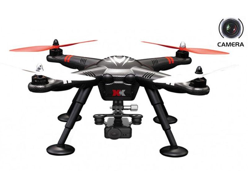 Квадрокоптер WLToys XK Innovations Detect X380-B RTF 2.4G