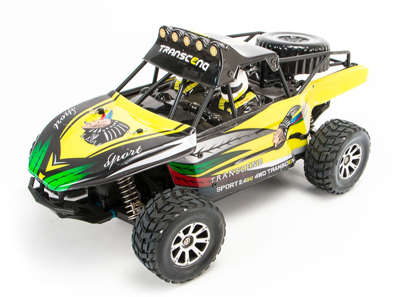 Игрушка WLToys 4WD RTR 1:18 2.4G WLT-K929