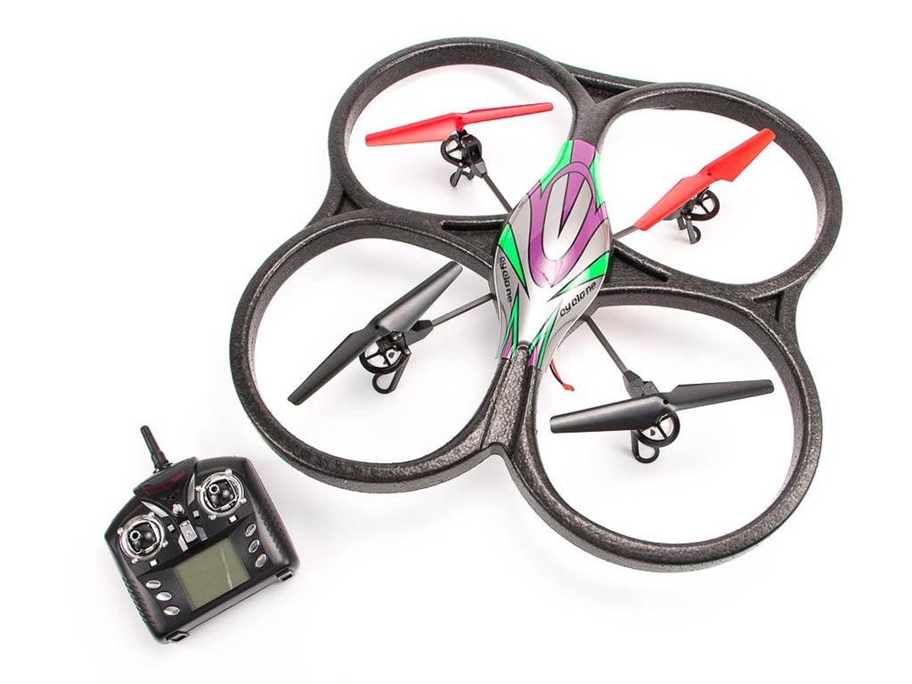 Квадрокоптер WL Toys V333K