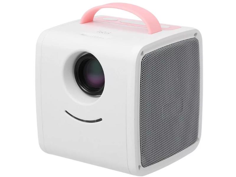 Фото - Проектор ZDK LCD Zodikam Zkids Pink камера видеонаблюдения zodikam 205