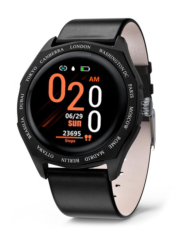 Zakazat.ru: Умные часы ZDK V18 Black