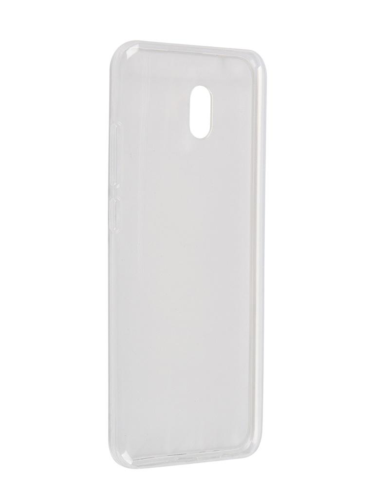Чехол Liberty Project для Xiaomi Redmi 8A TPU Transparent 0L-00045436