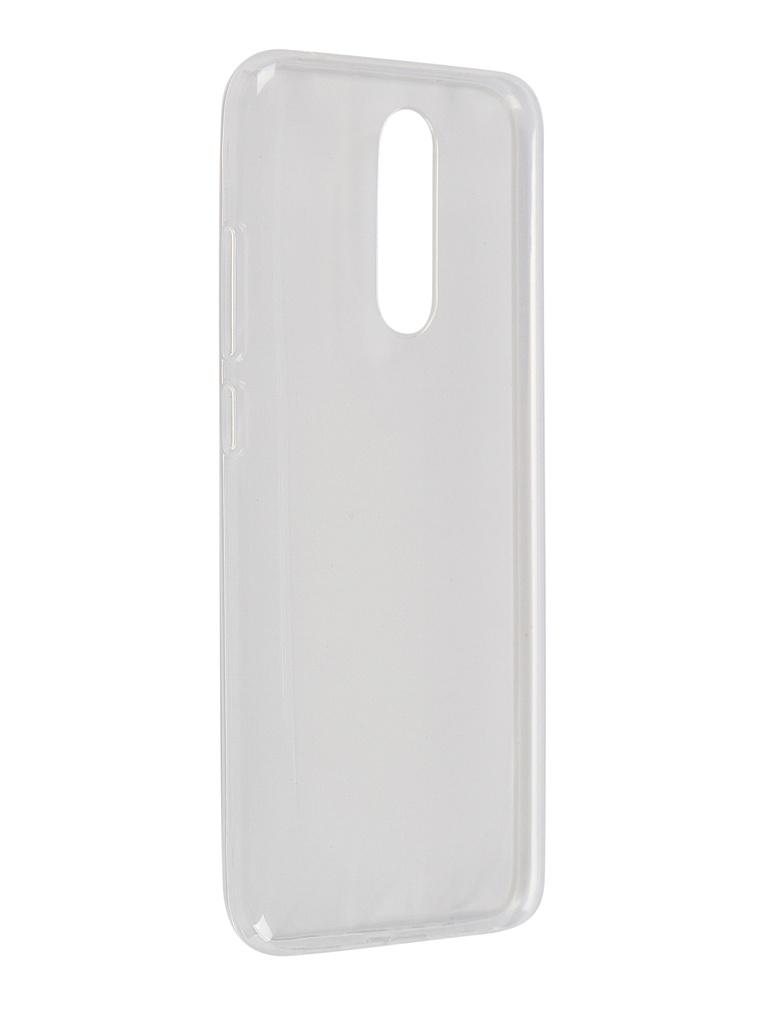 Чехол Liberty Project для Xiaomi Redmi 8 TPU Transparent 0L-00044468