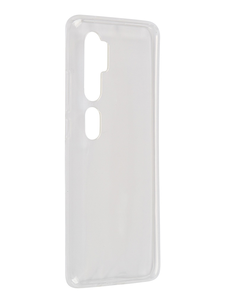 Чехол Liberty Project для Xiaomi Mi Note 10 TPU Transparent 0L-00047840
