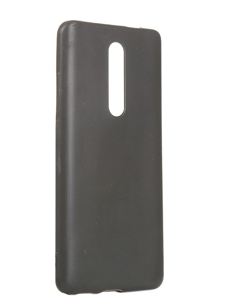 Чехол Liberty Project для Xiaomi Mi 9T Pro TPU Black 0L-00046401