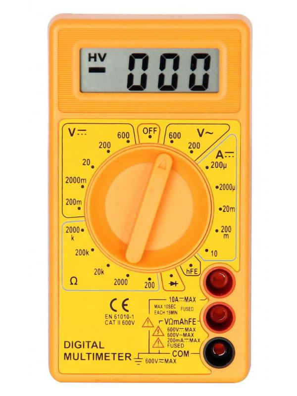 Мультиметр ZDK M60-Y