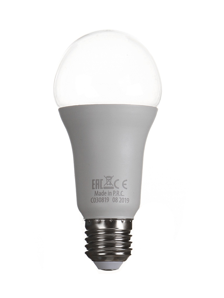 Светодиодная фитолампа Uniel LED-A60-14W/SPSB/E27/CL PLP30WH UL-00006260