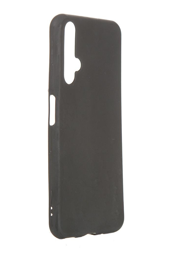 Чехол Liberty Project для Huawei Nova 5T TPU Black 0L-00045409
