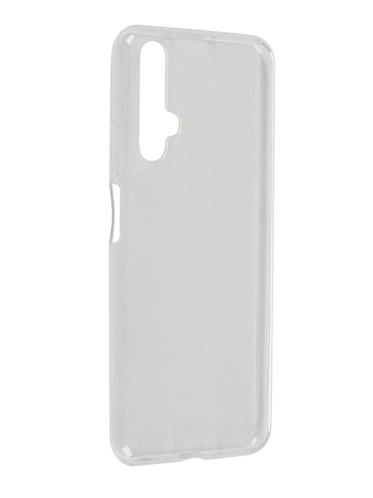 Чехол Liberty Project для Huawei Nova 5T TPU Transparent 0L-00045405