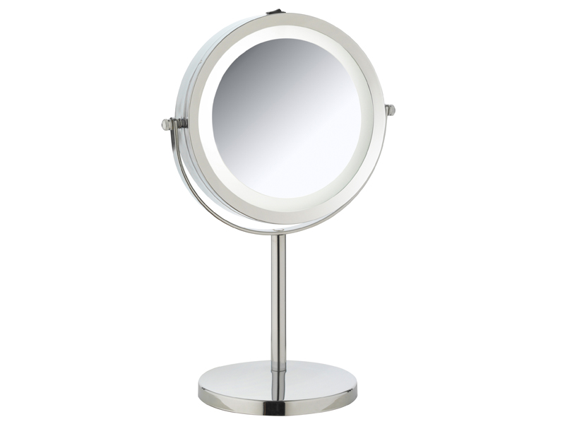 Зеркало косметическое Axentia с подсветкой 282805