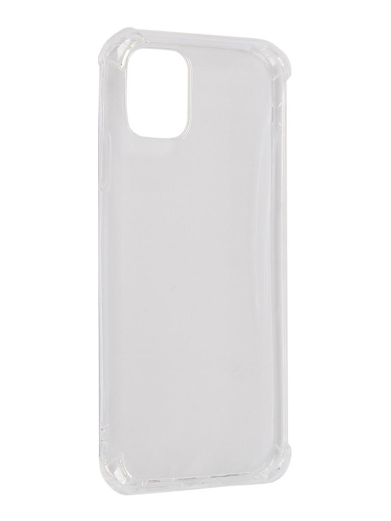 Чехол Liberty Project для APPLE iPhone 11 TPU Armor Case Transparent 0L-00044907