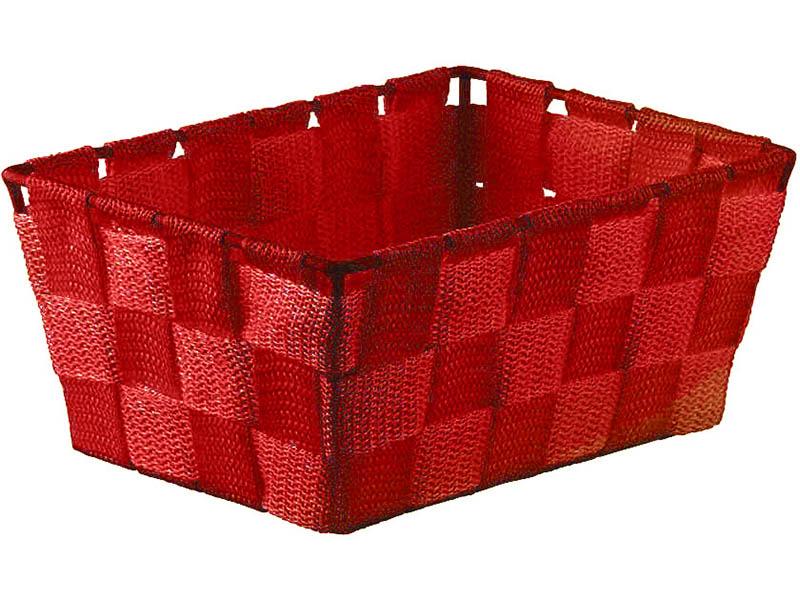 Корзина Axentia Scandi Red 128622