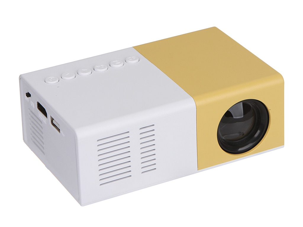 Проектор Liberty Project LP-300 Grey-Yellow 0L-00044912