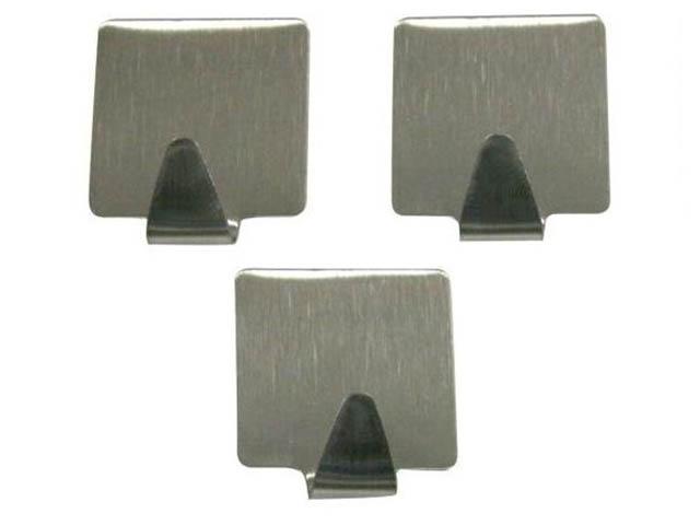 Крючки Axentia (3 шт) 291362