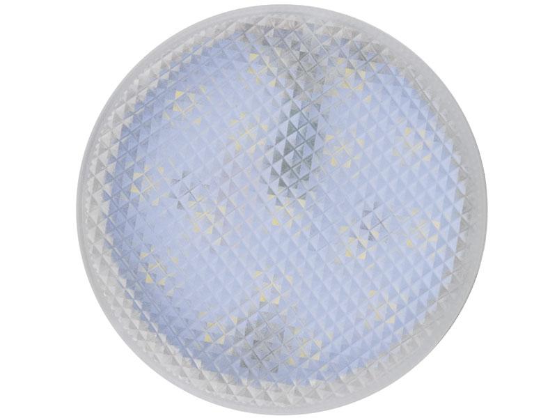 Лампочка Uniel LED-GX53-7W/3000K+3000K/GX53/PR PLB02WH UL-00006500