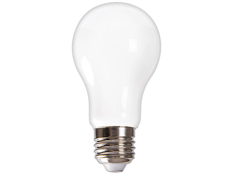 Лампочка Uniel LED-A60-7W/3000K/E27/FR GLH01WH UL-00004839