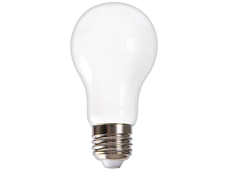 Лампочка Uniel LED-A60-7W/4000K/E27/FR GLH01WH UL-00004840