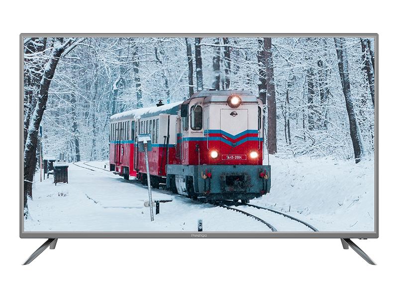 лучшая цена Телевизор Prestigio Top 40 PTV40SS04Y_CIS_ML