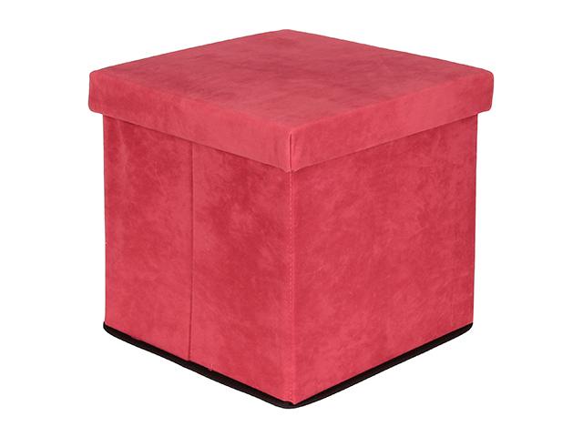 Пуф складной с ящиком для хранения Elan Gallery Coral 840022