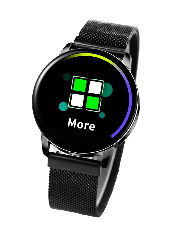 Zakazat.ru: Умные часы ZDK Q20 Black