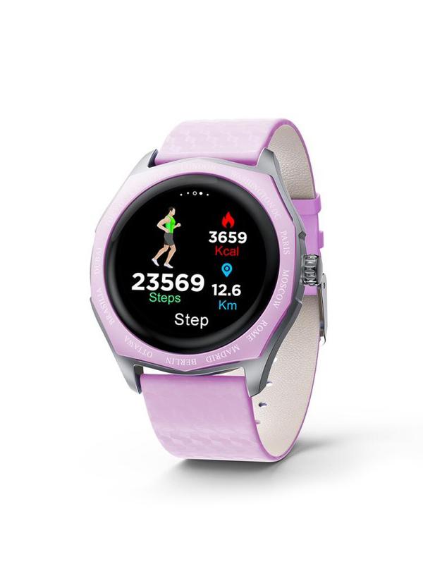 Умные часы ZDK V18 Pink