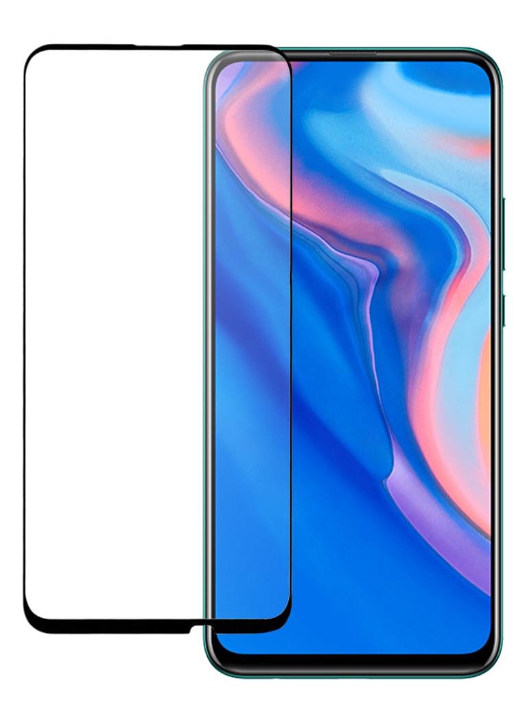 Защитное стекло Pero для Huawei P Smart Z Full Screen Cover Glue Black PGFG-HPSZ