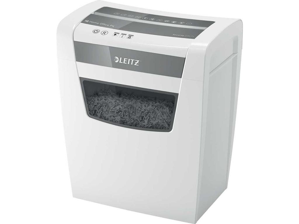 Шредер Leitz IQ Home Office P-4 80090000