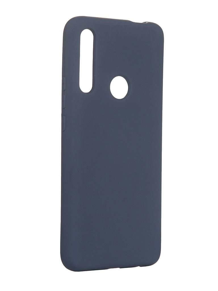 Чехол Red Line для Huawei P Smart Z Silicon Case Blue УТ000020062